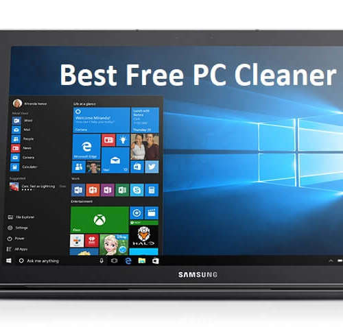 PCCleaning and optimization