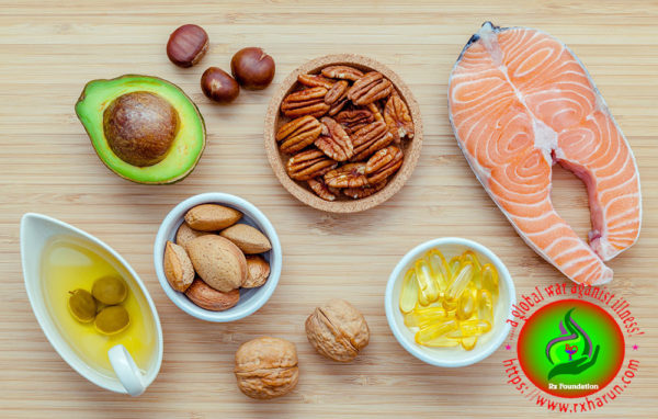 Omega-3 Fatty Acids Health Benefits, Types, Side Effects