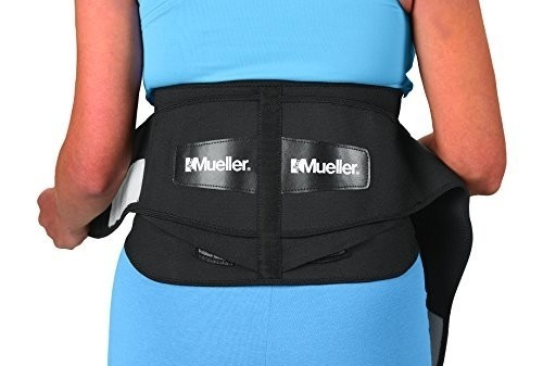 What are the benefits of wearing a back brace?