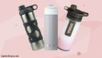 Is stainless steel water bottle safe?
