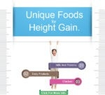 Best Foods And Diet For Increasing Height