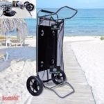What is the best beach wagon for soft sand?