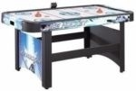 What should I look for when buying an air hockey table?