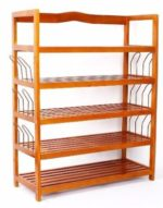 Wooden Shoe Racks – Types And How To Buy It