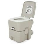 New Outdoor Camping Travel Boat Portable Toilet Potty