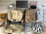 Bombproof bag for bike commuters 2020