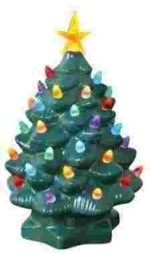 Ceramic Christmas Trees – Types and How To Buy It